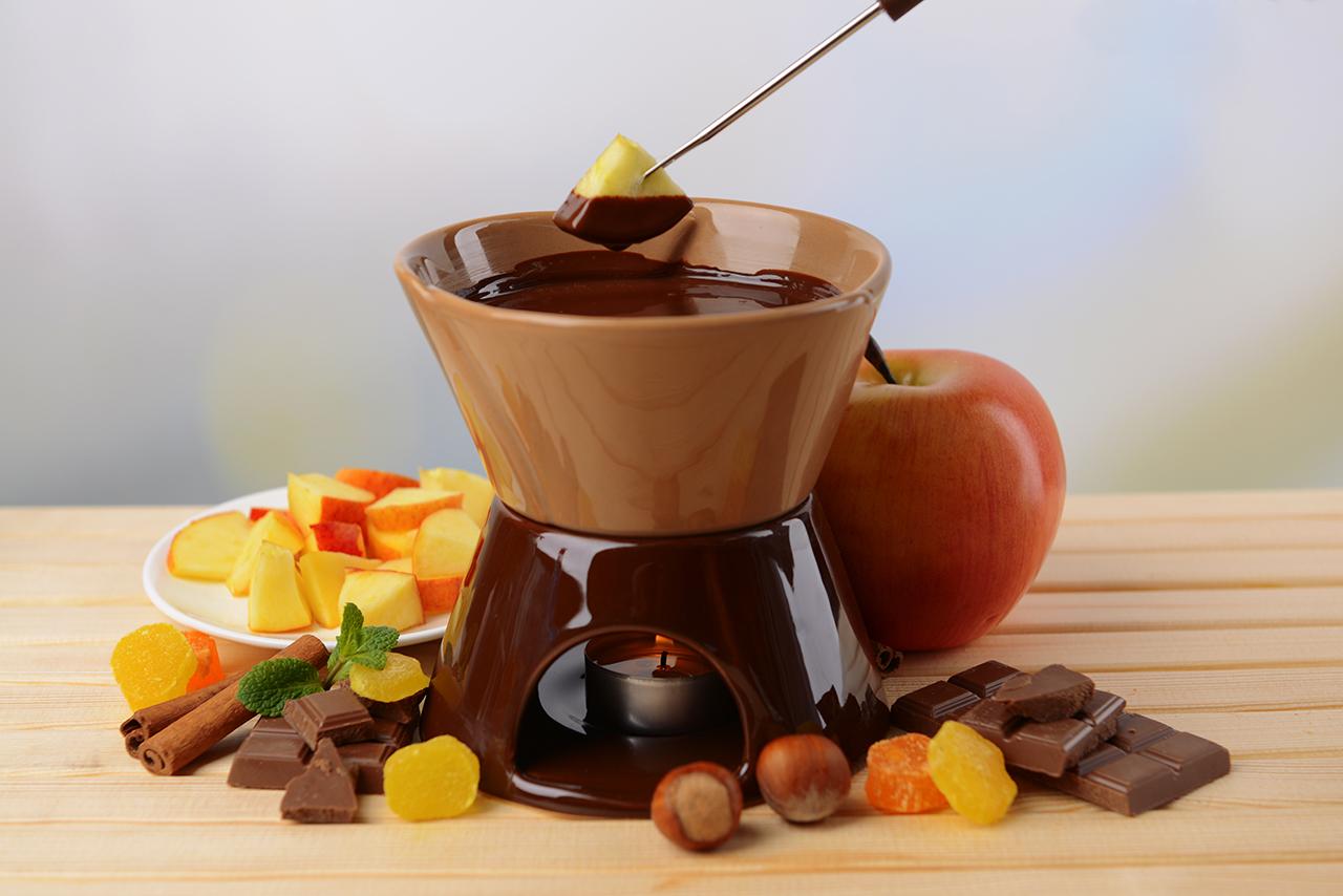 Chocolates nevado fondue de chocolate chocolates nevado - Fondue de chocolate ...